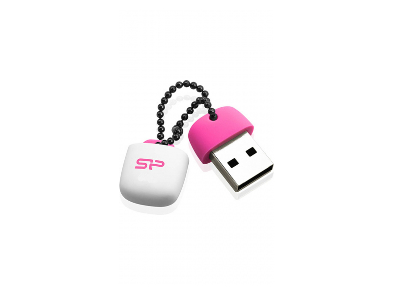 USB Silicon Power Touch 4Gb T07 Розовый