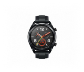 Смарт-часы Huawei Watch GT Black Silicone Strap