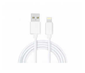 Кабель USB - Lightning 1012L CrownMicro Белый