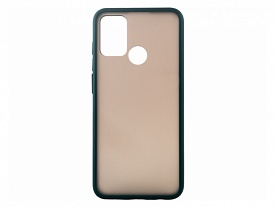 Клип-кейс Honor 9A New Hard case Зеленый