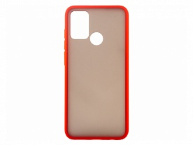 Клип-кейс Honor 9A New Hard case Красный